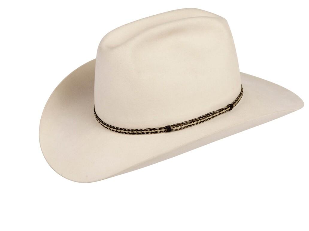 Hernandez Horsehair Hat Band