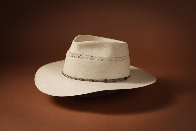 Panama Hat Material Photo