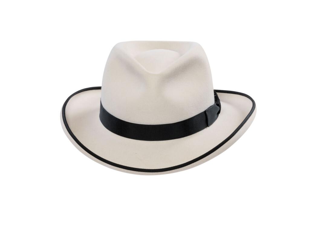 Small Gambler Fur Felt Hat