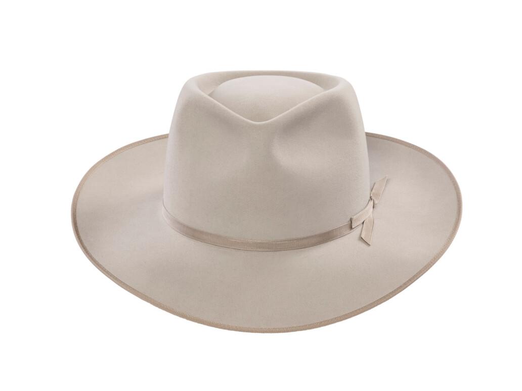 Tear Drop Fur Felt Hat
