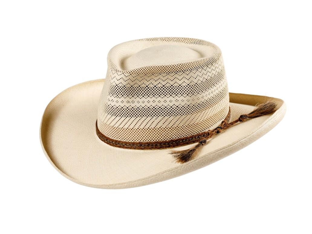 Semi-Calado Gambler Panama Hat