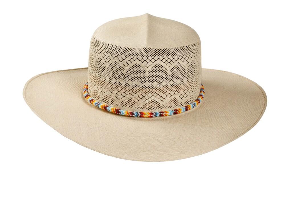 Wide brimmed Semi-Calado Optimo Panama Hat